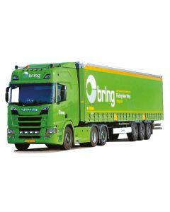 Lastebiler, Bring Scania R kapellsemitrailer, AWM9292.03