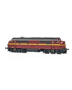 Lokomotiver Danske, dekas-dk-8750064-cfl-cargo-danmark-mx-1023-dcc, DK-8750064