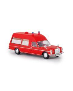 Utrykningskjøretøyer, Mercedes-Benz /8 KTW, Ambulanse, BRE13826