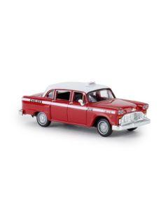 Personbiler, Checker Cab, Fire Chief, BRE58930