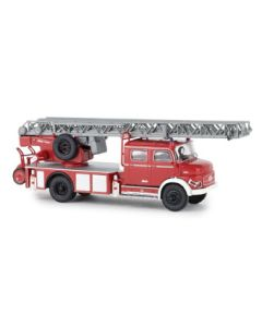 Utrykningskjøretøyer, Mercedes-Benz L 1519 DLK 30, Brannbil, BRE47077