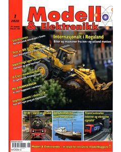 Blader, Modell & Elektronikk 1/2020, Teknisk Hobbyblad, MOE0120