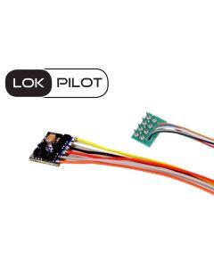 Digital, esu-59810-lokpilot-micro-v5-nem652-dcc-mm-sx-m4, ESU59810