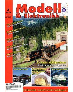 Blader, Modell & Elektronikk 2/2020, Teknisk Hobbyblad, MOE0220