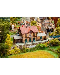 Stasjoner og jernbanebygninger (Faller), faller-212122, FAL212122
