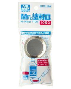 Verktøy, mr-hobby-d-175-mr-paint-tray, MRHD-175