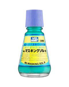 Verktøy, mr-hobby-m-133-mr-masking-sol-r-20-ml, MRHM-133