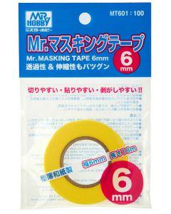 Verktøy, mr-hobby-mt-601-mr-masking-tape-6-mm, MRHMT-601