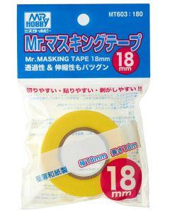 Verktøy, mr-hobby-mt-603-mr-masking-tape-18-mm, MRHMT-603