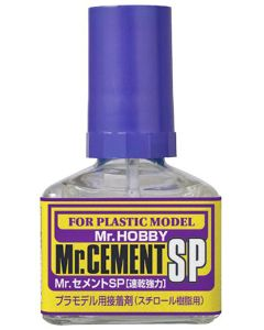 Lim og smøremidler, mr-hobby-mc-131-mr-cement-sp-40-ml, MRHMC-131