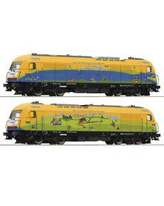 Lokomotiver Internasjonale, roco-71400-alex-br-223-013-4-dcc, ROC71400