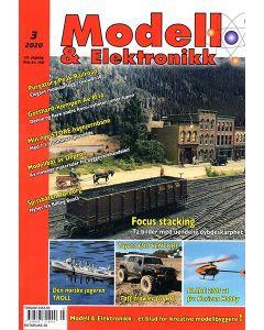 Blader, Modell & Elektronikk 3/2020, Teknisk Hobbyblad, MOE0320