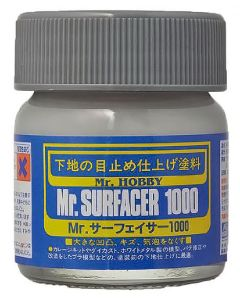 Mr. Hobby, mr-hobby-sf-284-mr-surfacer-1000-40-ml, MRHSF284