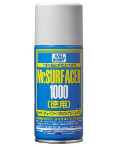 Mr. Hobby, mr-hobby-b-519-mr-surfacer-1000-170-ml, MRHB519