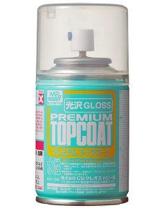 Mr. Hobby, mr-hobby-b-601-mr-premium-top-coat-gloss-88-ml, MRHB601
