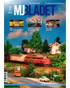 Blader, MJ-Bladet 02/2020, MJF0220