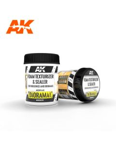 AK Interaktive, ak-interactive-ak8039-foam-texturizer-and-sealer-diorama-series, AKI8039
