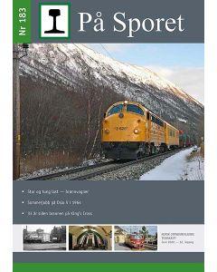 Blader, På Sporet nr 183, blad, NJKPS183