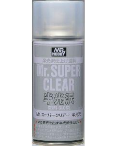 Mr. Hobby, mr-hobby-b-516-mr-super-clear-semi-gloss-170-ml, MRHB516