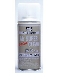 Mr. Hobby, mr-hobby-b-522-mr-super-clear-uv-cut-gloss-170-ml, MRHB522