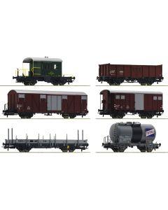 Godsvogner Internasjonale, roco-76051-sbb-gotthardbahn, ROC76051
