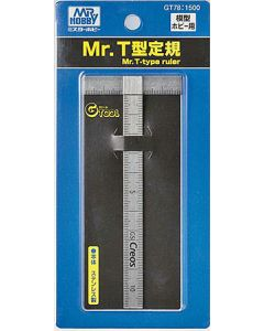 Verktøy, mr-hobby-gt-78-mr-t-type-ruler-small, MRHGT-078