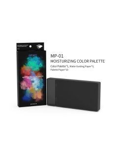 Verktøy, dspiae-mp-01-moisturizing-color-pallette, DSPMP01