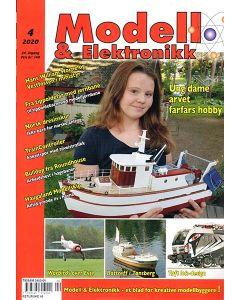 Blader, Modell & Elektronikk 4/2020, Teknisk Hobbyblad, MOE0420