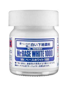 Mr. Hobby, mr-hobby-sf-283-mr-base-white-1000-40-ml, MRHSF283
