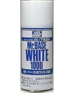 Mr. Hobby, mr-hobby-b-518-mr-base-white-1000-170-ml, MRHB518