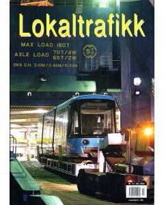 Blader, Lokaltrafikk, Nr. 111, Blad, LTH111