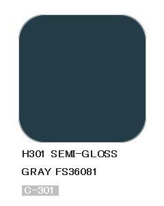 Mr. Hobby, mr-hobby-h-301-gray-fs-36081-10-ml-aqueous-hobby-color, MRHH301