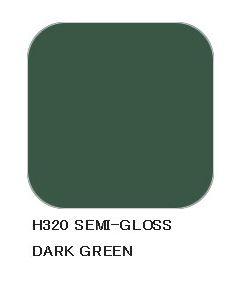 Mr. Hobby, mr-hobby-h-320-dark-green-10-ml-aqueous-hobby-color, MRHH320