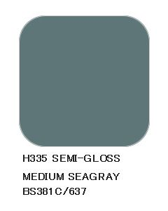 Mr. Hobby, mr-hobby-h-335-medium-seagray-bs381c-637-10-ml-aqueous-hobby-color, MRHH335