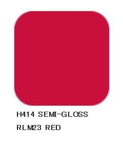 Mr. Hobby, mr-hobby-h-414-red-rlm23-10-ml-aqueous-hobby-color, MRHH414