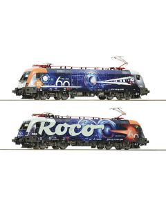 Lokomotiver Internasjonale, roco-76486-obb-taurus-ellok-1116-119-1-dcc-med-lyd, ROC70486
