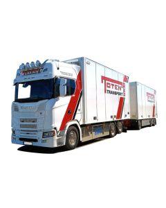 Lastebiler, Toten Transport Scania S Vogntog, AWM53672