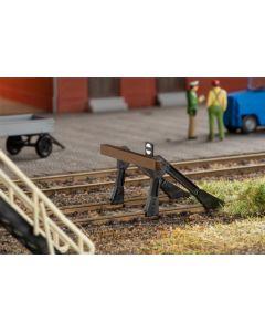 Stasjoner og jernbanebygninger (Auhagen), auhagen-41663-stoppebukker-2-stk, AUH41663