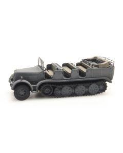 Militære Kjøretøy, Sd.Kfz 7 Zugkraftwagen 8t, Grå, ART6870065