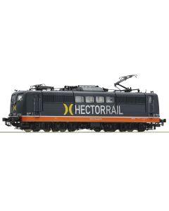 Lokomotiver Internasjonale, roco-73366-hectorrail-162-007-beckert-dc-analog, ROC73366