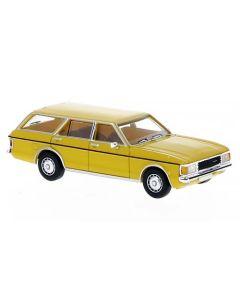 Personbiler, Ford Granada MK I Turnier, Gul, PCX870033