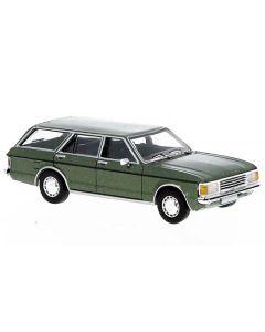 Personbiler, Ford Granada MK I Turnier, Grønn Metallic, PCX870032