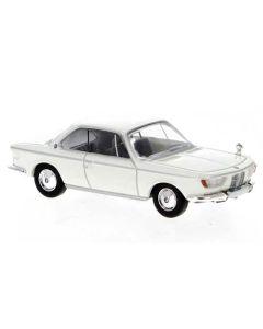 Personbiler, BMW 2000 CS, Hvit, PCX870029