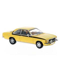 Personbiler, Opel Commodore B Coupé, Gul, PCX870037