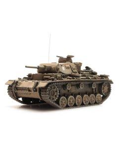 Militære Kjøretøy, Pzkw III Ausf. G Deutsches Afrikakorps (DAK), ART387.306