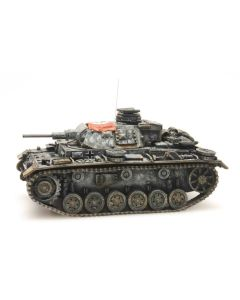 Militære Kjøretøy, Panzerkampfwagen III Ausf H winter, ART387.314