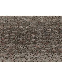 Detaljering, Steinmur, 3D Strukturplate, 28 x 10 Cm, NOC60371
