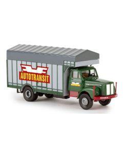 Lastebiler, Scania L111 Autotransit/Bilspedition, BRE85132