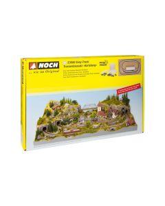 Startsett, noch-56300-easy-track-modelljernbane-trase-karlsberg-h0, NOC53600