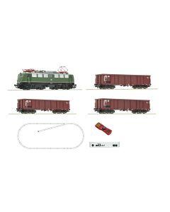 """Startsett, Digitalt Startsett """"z21 Start"""" m/ DB Ellok og 3 godsvogner, ROC51330"""